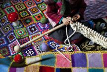 knit & crochet / Knitting / crochet patterns ideas and inspirations