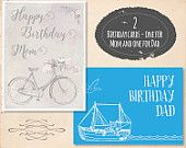 Cards and cardmaking / Why pay a fortune for pre-made cards when you can print your own at home?