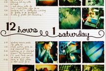 Scrapbooking/Photographing Ideas