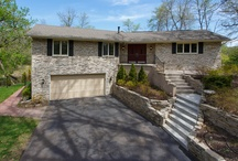 SOLD -16110 Rosemary Lane, Minnetonka, MN / Spotless 3 BR 3 BA Walkout with a Vaulted Great Room, 2 Fplcs., Wooded Lot, Double Garage. 15 Minutes to Minneapolis. Walk to Cargill's HQ. Wayzata Schools/
