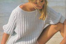 Mes scans tricot/crochet