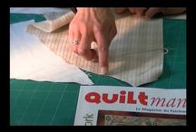 Tutos Videos Mystery Quilt Reiko Kato - by QUILTMANIA -