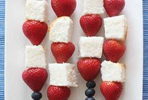 Independence Day / Easy and inexpensive ideas to help celebrate the 4th of July.