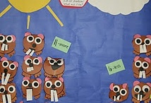 preschool groundhogs day / by Charity James