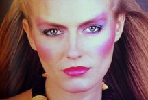 maquillage 80s
