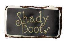Shady Boots / Shady Boots Edible Gifts and Party Favors by The Dipping Den.  #thedippingden #zazzle #anyeventeveryoccasion #chocolate ZAZZLE.THEDIPPINGDEN.COM