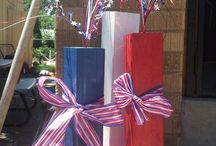 patriotic / by Trish Younger