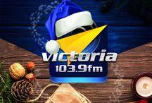 Navidad 2017 en Victoria 103.9 FM