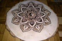 Makaveli Pyrogravi / Personalized Wood burning  O:)