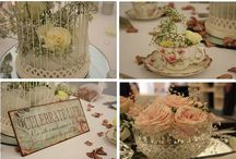 Vintage & Boho Wedding Ideas / vintage, boho, rustic, diy, eco, alternative wedding ideas.