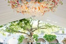 Wedding Inspiration // Ceiling Decor