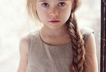 Păr fetițe