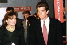 jfk jr and mom
