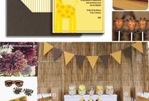 3rd Birthday Party Ideas / by Emma Speed