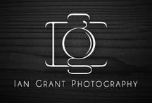Дизайн логотипа фотосъемки