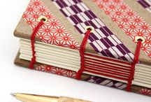 Handmade Books + Journals / handmade books and journals, with an emphasis on technical bookbinding, decorative stitching and colorful books / by Ruth Bleakley