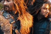 Kili and Fili / Kili and Fili the nephews of Thorin.