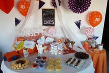 18th Birthday Party - Home Decoration