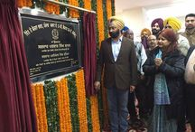Inaugurated the new 'Vit-Te-Yojna' Bhawan in Chandigarh