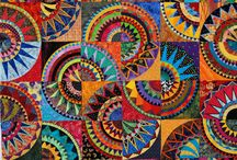 Quilts - New York Beauty / by Martee Patton
