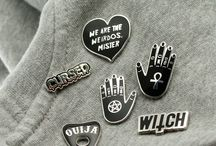 Cool Pins and Badges