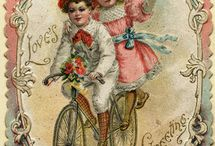 Vintage Cards / by Kay Carlson