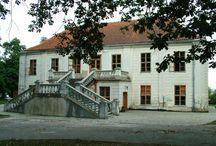 Opalenie - Pałac
