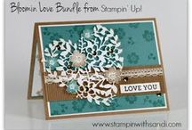 DIY Cards - Bloomin Love