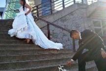 Esküvői fotózás / Weddingg photo shoot