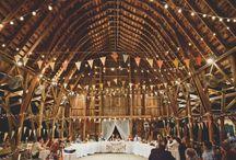 Barn & Farm Weddings / Lovely barn & farm inspiration to share on Venue Matters