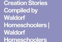 Themes: Creation Stories