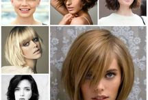 Short Hair cuts/styles / Different short hair styles