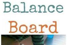 Balance kinder