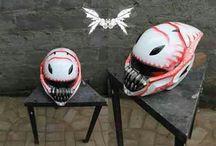 Alien Helmet