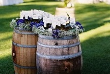 Rent a Bauer Barrel for.... / We rent wine barrels for special occasions.  Here are some ideas!