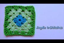Croche / Mine and Tianas Croche board