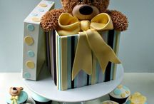 Cake. Baby and children / by Marcky