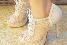Shoe Obsession. ❤ / by Bee Jimenez