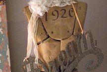 Dress Forms / by Lynn Slotkin
