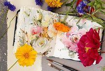 sketch waretcolor