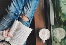Books and coffee ☕