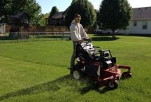 Lawns / This board is dedicated to photos of our lawn cutting jobs in the greater Kansas City area.