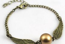 Harry Potter Inspired Jewelery