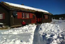 Hytteliv #Gausdal / Livet på hytta i #Gausdal