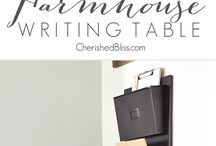 Writing Desk & Tables
