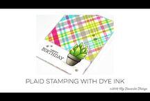 stamping inks
