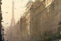 Joseph zbukvi Parigi alsole
