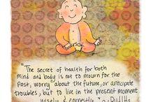 Buddha Doodle / Mindfulness