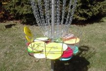 Disc Golf / by Return On Now