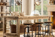 Kitchen island table project